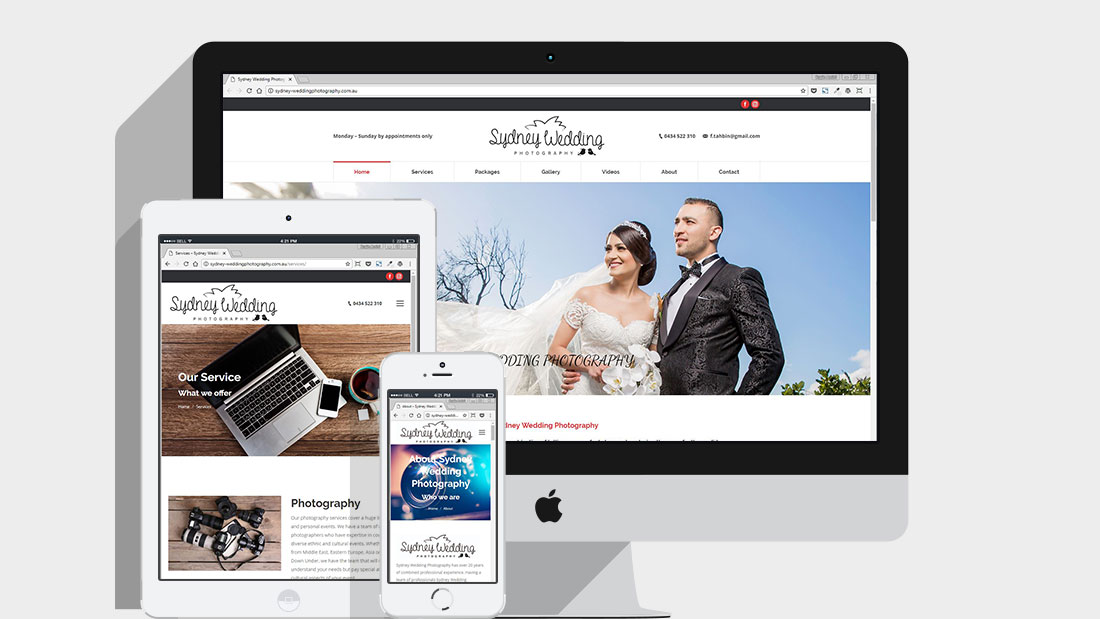 Web Design Melbourne by Social Magic